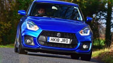 Suzuki swift sport ctc front