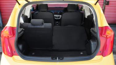 Kia Picanto SR7 2015 boot