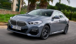 BMW 2 Series Gran Coupe - front