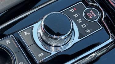 Jaguar XKR detail