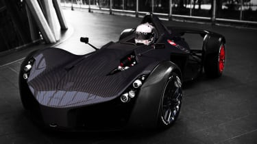 BAC Mono One - front static