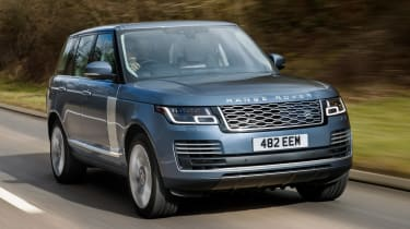 Range Rover D300 Westminster - front action