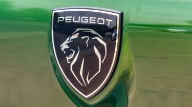 Peugeot 308 - Peugeot badge