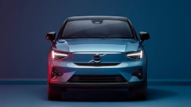 Volvo C40 - full front