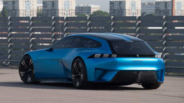 Peugeot Instinct Concept - rear static