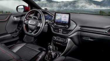 Ford Puma - cabin