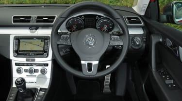 Volkswagen Passat Estate interior