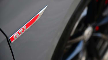 Volkswagen Golf GTI TCR - side GTI badge