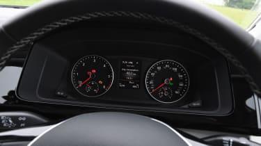 Volkswagen California Edition - speedo