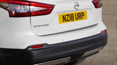 Nissan Qashqai ProPILOT - rear detail