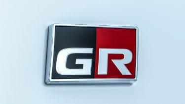 Toyota GR Yaris - GR badge