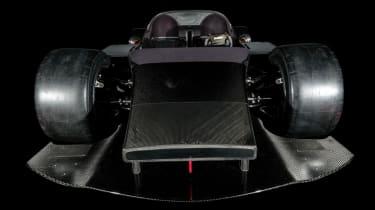 GR Super Sport - front end no body
