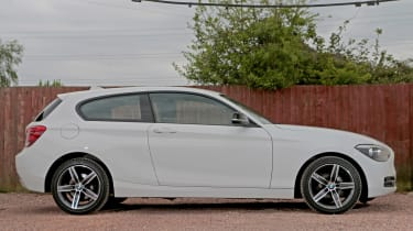 Used BMW 1 Series - side