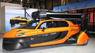 PAL-V Flying Car - Geneva