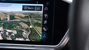 Audi A6 Avant long termer - final report sat-nav