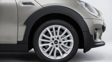 MINI Clubman City - wheel