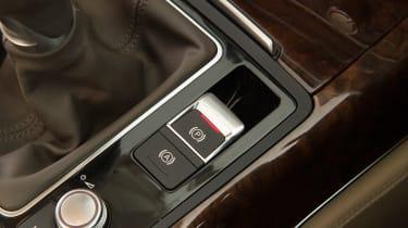 Used Audi A6 - parking brake