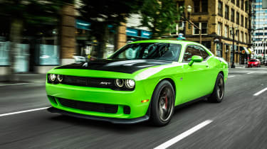 Dodge Challenger Hellcat SRT - front