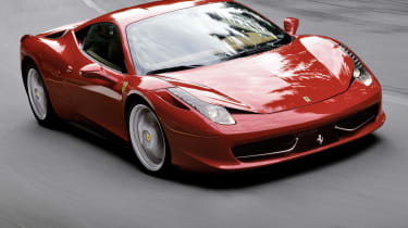The Ferrari 458 was unveiled in 2009 as the replacement for the 430.