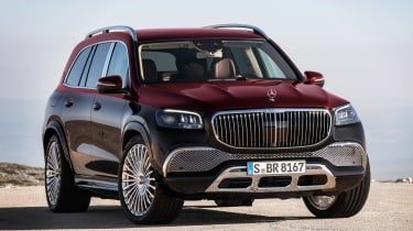 Mercedes-Maybach GLS - front static