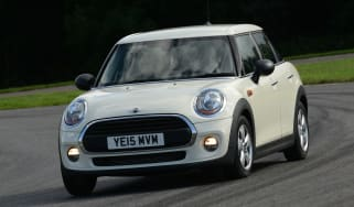 MINI One 5-door - front cornering