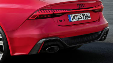 Audi RS 7 Sportback - rear detail