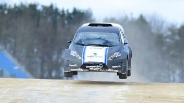 World Rallycross RX2 - jump front
