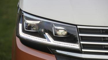 Volkswagen California T6.1 - front light