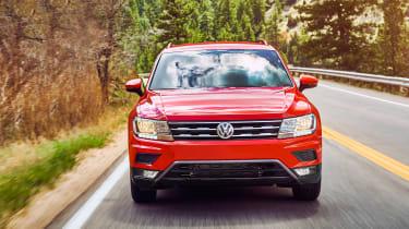 Volkswagen Tiguan Allspace - full front