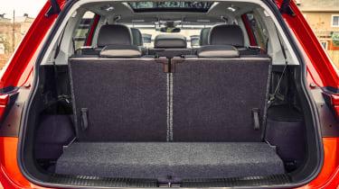 Volkswagen Tiguan Allspace - boot