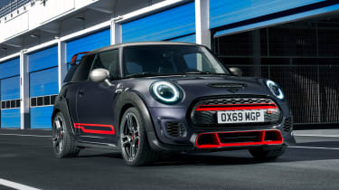 MINI John Cooper Works GP - front 3/4 static