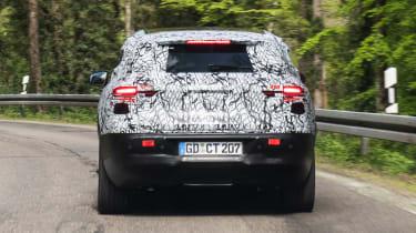 Mercedes EQ C - rear