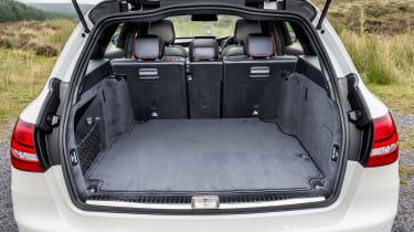 Mercedes-AMG C 43 Estate 2016 - boot
