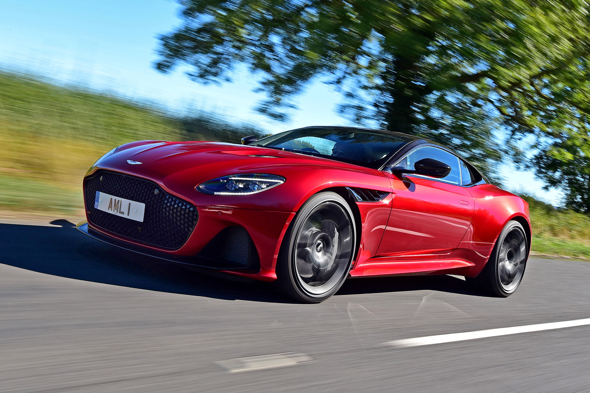 Aston Martin Dbs Superleggera Review Auto Express