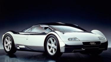 Audi Avus Quattro - front