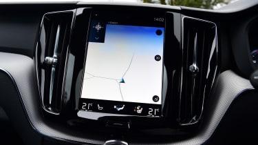 Volvo XC60 - dash