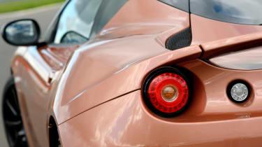 Lotus Evora 414E rear light