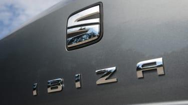 New SEAT Ibiza - Ibiza badge