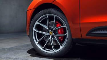 Porsche Macan S - wheel
