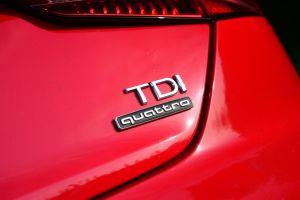 Twin test - Audi A5 - TDI badge