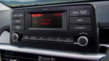 Kia Picanto GT Line - infotainment