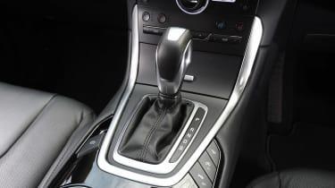 Ford Edge second report - centre console