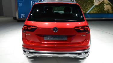 VW Tiguan GTE Active Concept - show rear