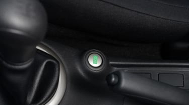 Used Nissan Note Mk2 - interior detail
