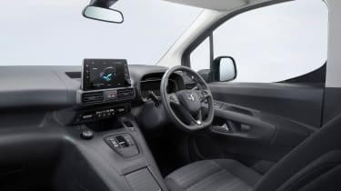 Vauxhall Combo-e Life - interior
