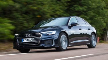 Audi A6 - front