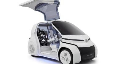 Toyota Concept-i Ride - door open