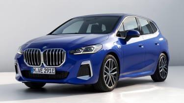 BMW 2 Series Active Tourer PHEV - front