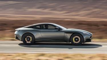 Aston Martin DB11 AMR - side