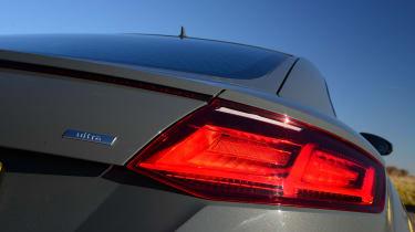 Audi TT Ultra - rear light